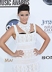 LAS VEGAS, CA - MAY 20: Nelly Furtado arrives at the 2012 Billboard Music Awards at MGM Grand on May 20, 2012 in Las Vegas, Nevada.