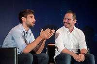 10. Discussion ''Disrupt or be disrupted. Who wins the future?''