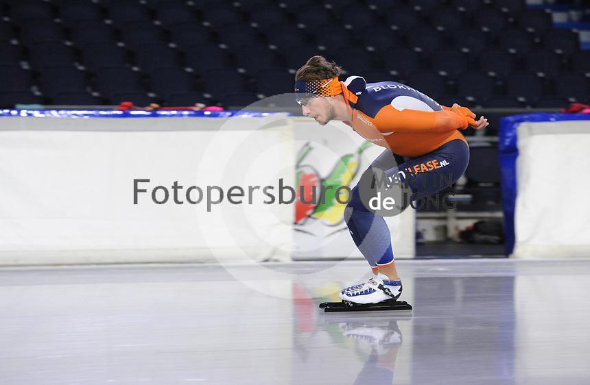 SCHAATSEN: HEERENVEEN; 07-07-2017, IJsstadion Thialf, Zomerijs, Jan Blokhuijsen, ©Martin de Jong