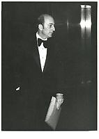 Charles Bronfman<br /> , date inconnue, probalement fin des années 70.<br /> <br /> PHOTO : Agence Quebec Presse
