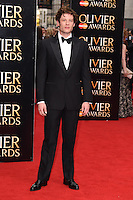 James Norton arrives for the Olivier Awards 2015 at the Royal Opera House Covent Garden, London. 12/04/2015 Picture by: Steve Vas / Featureflash