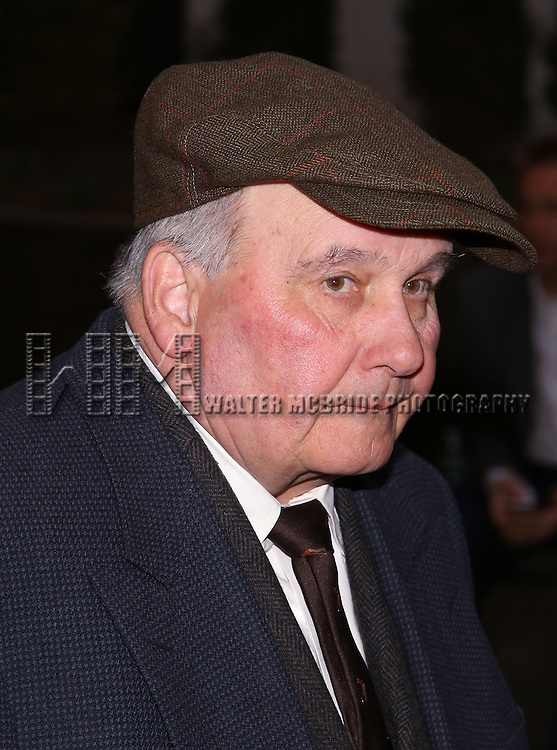 Ernie Sabella attends 'The Robber Bridegroom' Off-Broadway Opening Night performance at Laura Pels Theatre on March 13, 2016 in New York City.