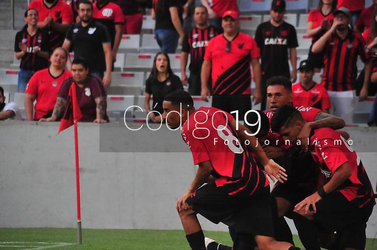Curitiba (PR), 25/01/2020 - Athletico-PR - Londrina -  Partida entre Athletico-PR e Londrina pelo Campeonato Paranaense 2020 valido pela terceira rodada, nesse sabado (25), na Arena da Baixada, na cidade de Curitiba (PR). (Foto: Ernani Ogata/Codigo 19/Codigo 19)