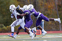 NYSPHSAA Section 1, Class AA:  Scarsdale vs New Rochelle - 110516