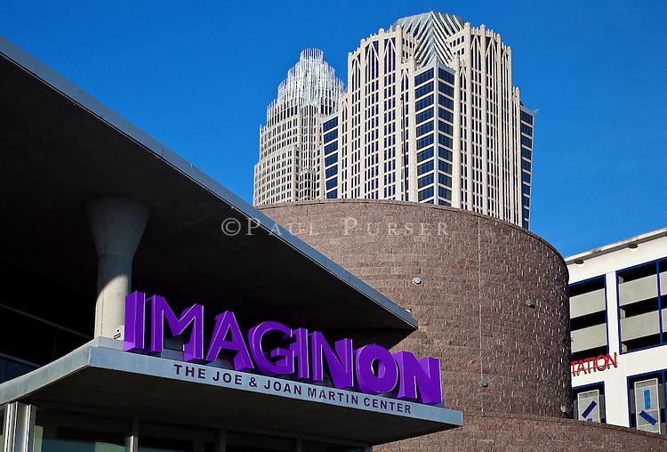 Charlotte NC - Imaginon in uptown Charlotte NC
