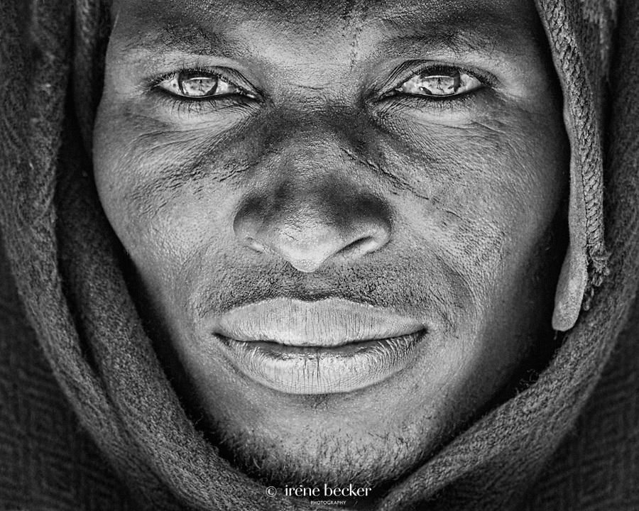 Sahelian Nomad<br /> Man from Kaingwa. Kebbi State, Nigeria.