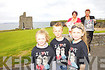 OWEN FOR MORE INFO.MC PHOTO.Donal Lyons, Millie Sheehan and Kelly Wlash with Joanne Kelly Walsh and Kate McSherry. .
