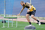 Getafe's David Timor during training session. May 15,2020.(ALTERPHOTOS/Acero)