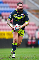 Picture by Alex Whitehead/SWpix.com - 11/03/2018 - Rugby League - Betfred Super League - Wigan Warriors v Wakefield Trinity - DW Stadium, Wigan, England - Wakefield's Craig Huby.