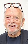 Hal Prince attends the Meet & Greet for the Manhattan Theatre Club's Broadway Premiere of 'Prince of Broadway' at the MTC Studios on July 20, 2017 in New York City.