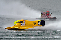 Greg Foster (#53), Johnny Fleming (#9)  (F1/Formula 1)