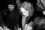 David Christian and Katherine Helmond attend a Broadway Show on November 1, 1980 in New York City.