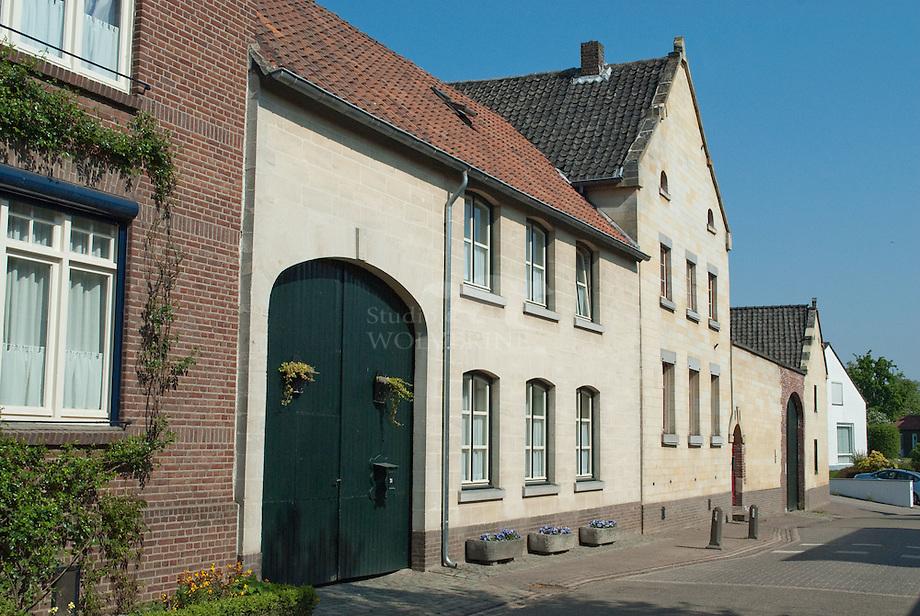 Dorps hoeve in Eckelrade