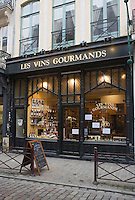 "Europe/France/Nord-Pas-de-Calais/59/Nord/Lille: ""Caviste Les Vins Gourmands"" 33 Rue Esquermoise"