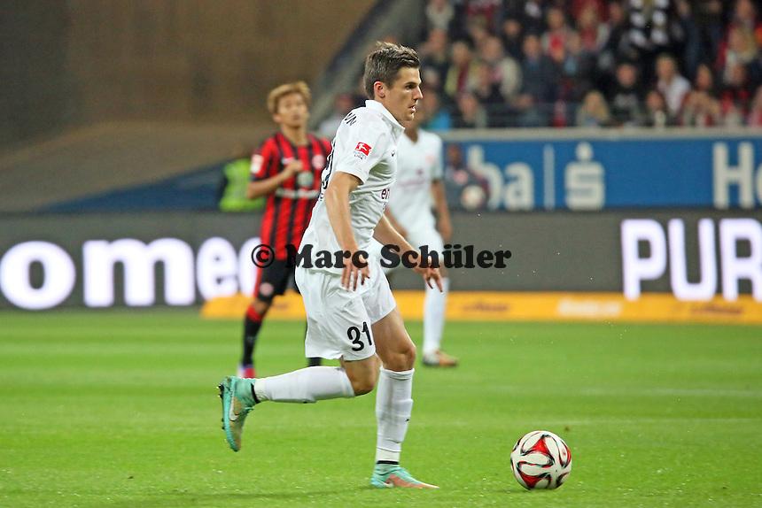 Jonas Hofmann (Mainz) - Eintracht Frankfurt vs. 1. FSV Mainz 05, Commerzbank Arena