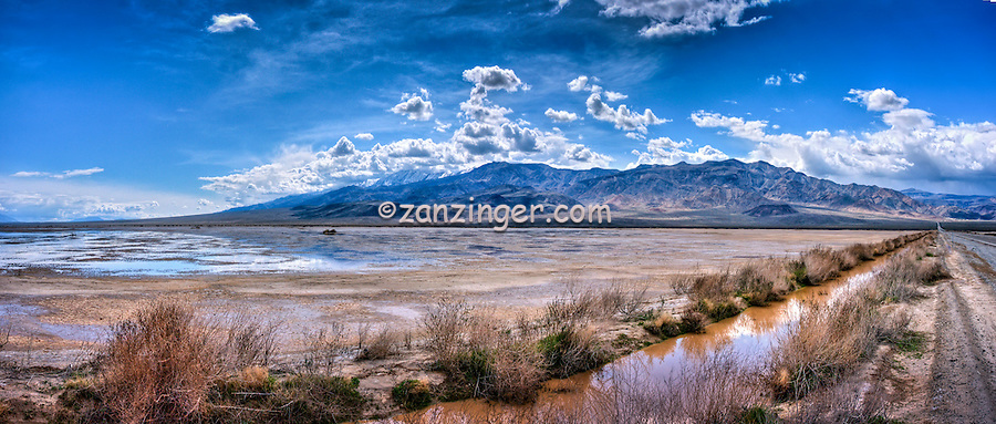 Emigrant Wash; Panamint Range; Rt. 190; DVNP, Death Valley, National Park; Desert; Great Basin; California; Panamint Valley CGI Backgrounds, ,Beautiful Background