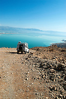 Off-road desert tours of Israel's Judean Desert near the Dead Sea are a popular way to experience the rugged beauty of the Holy Land.