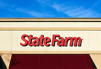 State Farm Insurance retail office.