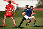 NELSON, NEW ZEALAND - Division 1 Rugby - Stoke v Nelson. Sport Park, Motueka, New Zealand. Saturday 15 August 2020. (Photo by Chris Symes/Shuttersport Limited)
