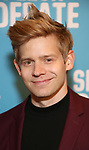 Andrew Keenan Bolger attends Broadway Red Carpet Premiere of 'Speech & Debate'  at the American Airlines Theatre on April 2, 2017 in New York City.