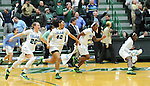 Tulane vs. North Texas State (Women's BBall)