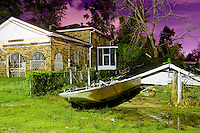 New Orleans East, August 26, 2006.