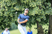 Nick Cullen (AUS) during the first round of the Shot Clock Masters, played at Diamond Country Club, Atzenbrugg, Vienna, Austria. 07/06/2018<br /> Picture: Golffile | Phil Inglis<br /> <br /> All photo usage must carry mandatory copyright credit (&copy; Golffile | Phil Inglis)
