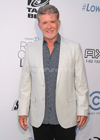 LOS ANGELES - AUGUST 27:  Alan Thicke at the Comedy Central Roast of Rob Lowe at Sony Studios on August 27, 2016 in Los Angeles, California.MPi99 / MediaPunch