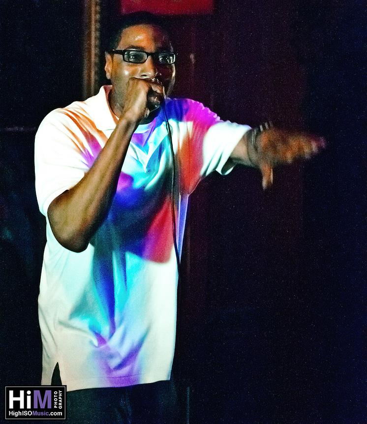 Plane Jane hosts a hip hop sampler at Dragon's Den in New Orleans, LA!