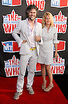 Singer Wayne Coyne of the Flaming Lips and Michelle Coyne arrive at the 2008 VH1 Rock Honors: The Who at Pauley Pavilion on the UCLA Campus on July 12, 2008 in Westwood, California. .
