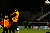 Ryan Sessegnon of Fulham FC warms up during the Sky Bet Championship match between Fulham and Sheff United at Craven Cottage, London, England on 6 March 2018. Photo by Carlton Myrie.