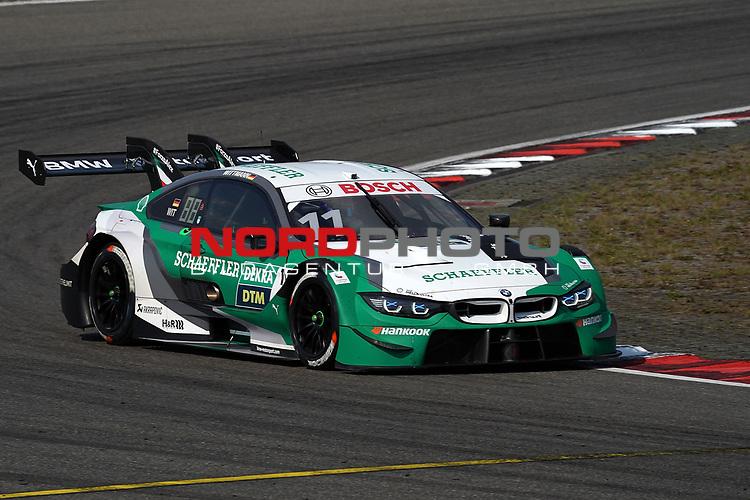 11.09.2020, Nürburgring, Nürburg, DTM 2020, Nürburgring, 11.09. - 13.09.2020 , im Bild<br />Marco Wittmann (DEU#11), BMW Team RMG<br /> <br /> Foto © nordphoto / Bratic