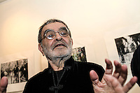 Ritratto del surrealista  Fernando Arrabal, scrittore e cineasta (writer and filmaker )
