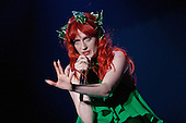 Sep 07, 2012: FLORENCE and the MACHINE - Bestival Day 1 - Isle of Wight UK
