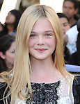 Elle Fanning  at the Summit Entertainment's Premiere of The Twilight Saga : Eclipse held at the Los Angeles Film Festival at Nokia Live in Los Angeles, California on June 24,2010                                                                               © 2010 Debbie VanStory / Hollywood Press Agency