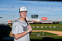 Zachary Carroll during the Under Armour All-America Tournament powered by Baseball Factory on January 17, 2020 at Sloan Park in Mesa, Arizona.  (Zachary Lucy/Four Seam Images)