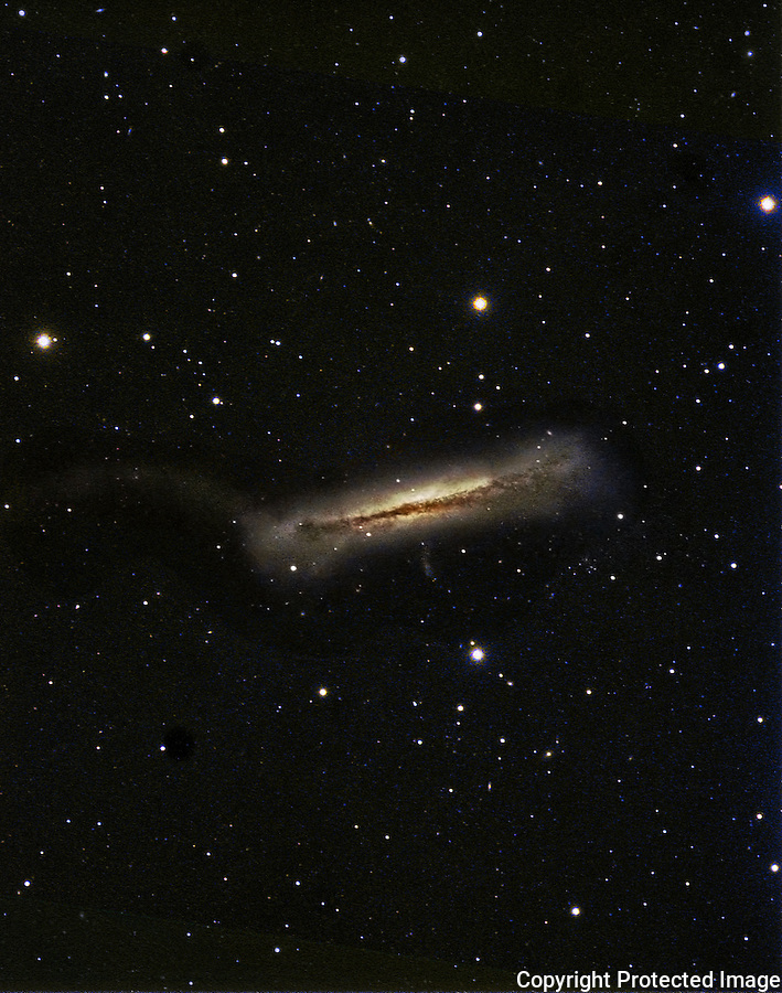 ngc 3628, galaxy