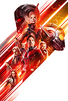 Ant-Man and the Wasp (2018) <br /> Promotional art with Raul Rudd, Evangeline Lilly, Michael Douglas, Michelle Pfeiffer &amp; Hannah John-Kamen<br /> *Filmstill - Editorial Use Only*<br /> CAP/MFS<br /> Image supplied by Capital Pictures
