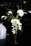 "Atmosphere (Pedestals Floral Decorators) at Wendy Williams celebrates the launch of her new book ""Ask Wendy"" by HarperCollins and  her new Broadway role as Matron ""Mama"" Morton in Chicago - Held at Pink Elephant, NY"