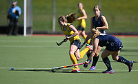 Action from the Federation Cup and Marie Fry Trophy match between Wairarapa College and Tauranga Girls College at Park Island in Napier, New Zealand on Tuesday, 5 September 2016. Photo: Kerry Marshall / lintottphoto.co.nz