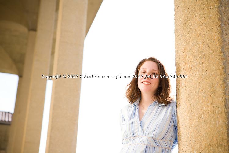 Lauren Gelman - Stanford Law School: Executive portrait photographs by San Francisco - corporate and annual report - photographer Robert Houser.