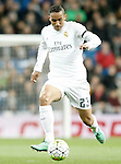 Real Madrid's Danilo da Silva during La Liga match. March 20,2016. (ALTERPHOTOS/Acero)
