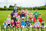 U6at the Cúl Camps, Milltown/ Castlemaine on Monday