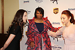 Alissandra Aronow & Lori Ward & Meryl Davis - Detroit - Figure Skating in Harlem presents Champions in Life Benefit Gala on April 29, 2019 at Chelsea Pier, New York City, New York - (Photo by Sue Coflin/Max Photos)