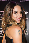 London, UK. 14 October 2016. Melanie C attends the annual Pinktober Gala presented by the Hard Rock Heals Foundation at The Dorchester, London. The annual event raises money for The Caron Keating Foundation.