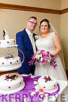 Carol O'Sullivan, Tralee and Seamus Kelly, Cork were married at St. Carthage Church, Kiltallagh Castlemaine  by Fr. Luke Roche on Thursday 29th December 2016 with a reception at Meadowlands Hotel