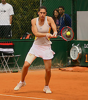 ANDREA PETKOVIC (GER)<br /> <br /> Tennis - French Open 2015 -  Roland Garros - Paris -  ATP-WTA - ITF - 2015  - France <br /> <br /> &copy; AMN IMAGES