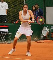 ANDREA PETKOVIC (GER)<br /> <br /> Tennis - French Open 2015 -  Roland Garros - Paris -  ATP-WTA - ITF - 2015  - France <br /> <br /> &copy; AMN IMAGES