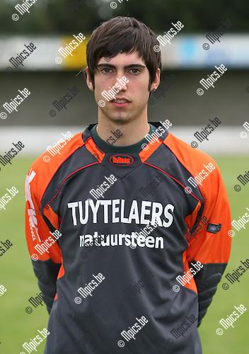 2008-07-23 / Voetbal / seizoen 2008 - 2009 / Dessel Sport / Ward Hoskens..Foto: Maarten Straetemans (SMB)