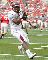 September 27, 2008: Minnesota running back DeLeon Eskridge. The Ohio State Buckeyes defeated the Minnesota Gophers 34-21 on September 27, 2008 at Ohio Stadium, Columbus, Ohio.